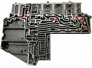 Sonnax Chrysler 45rfe  545rfe  U0026 68rfe Valve Body