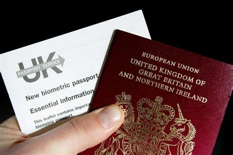 Will You Need A New Passport Now Britain Is Leaving The Eu