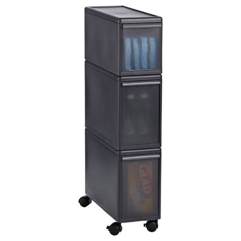 Likeit Smoke Slim Tower  The Container Store