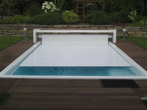 volet mobile piscine