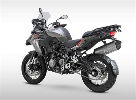 Trk 502x Image by Benelli Trk 502x από Crossover σε Adventure 4τροχοι