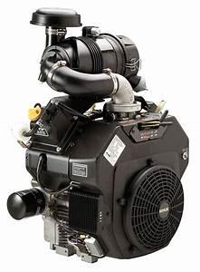 Kohler Gasoline Engine  4 Cycle  25 Hp  3600 Rpm