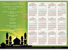 islamic calendar 2017 canada calendar printable free