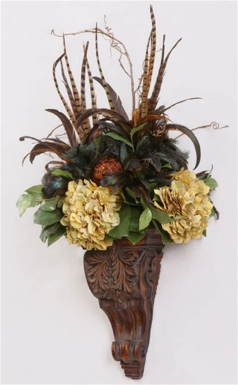 Wall Flower Sconces by 78 Best Wall Flower Arrangments Images On