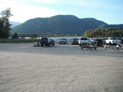 Chilliwack Lake Boat Launch by Island 22 Boat Launch Fish N Bc