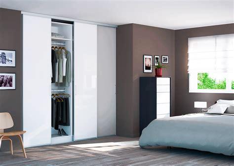 porte placard chambre porte de placard coulissante sur mesure pas chère