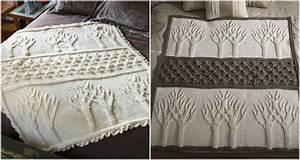 Tree Of Life Afghan Crochet Pattern Free