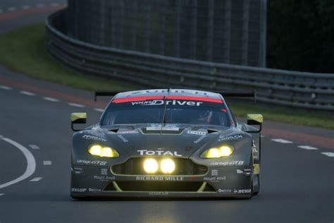 aston martin racing festival entry released