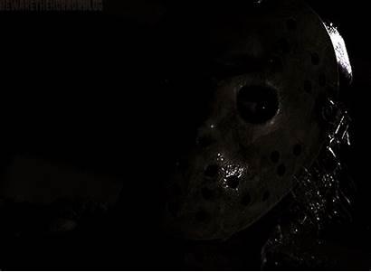 Jason 13th Friday Horror Vorhees Gifs Voorhees