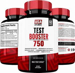 Testosterone Booster For Men By Usa Supplements