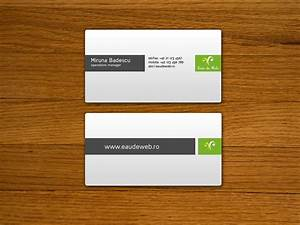 Business cards reflects which business you are in for Business card creation