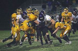 Little Ten football: Beaver Dam stifles Oconomowoc | High ...