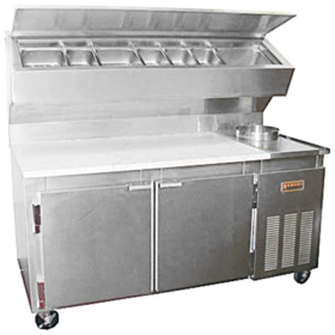 marsal and sons pizza prep tables item not available marsal bm68 s pizza prep table