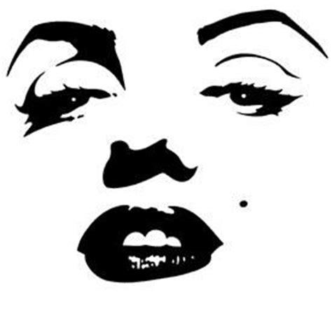 Yoda Pumpkin Stencils Free Printable by Marilyn Monroe Stencil Marilyn Monroe By