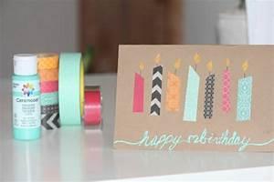 Fabriquer Carte Anniversaire : carte anniversaire a fabriquer ~ Melissatoandfro.com Idées de Décoration