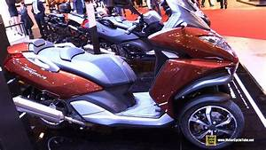 Peugeot Metropolis 400 : 2017 peugeot metropolis 400 scooter walkaround 2016 eicma milan youtube ~ Medecine-chirurgie-esthetiques.com Avis de Voitures