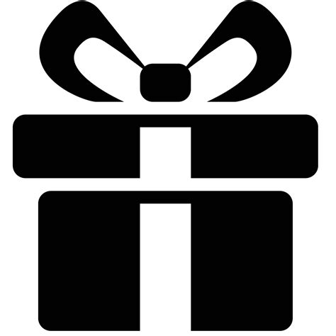 gift icon vector www pixshark com images galleries with a bite