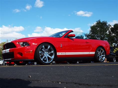 Topworldauto Photos Of Ford Shelby Mustang Photo