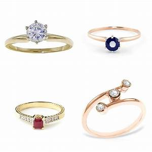 your essential guide to engagement ring shopping With shopping for wedding rings