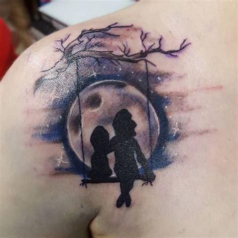 moon tattoo crescent moon  sun  stars tattoo     star tattoos tattoos