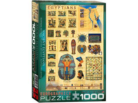 ancient egyptians 1000 eurographics puzzle
