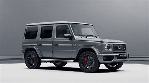 Explore the amg g 63 suv, including specifications, key features, packages and more. Mercedes-AMG G 63