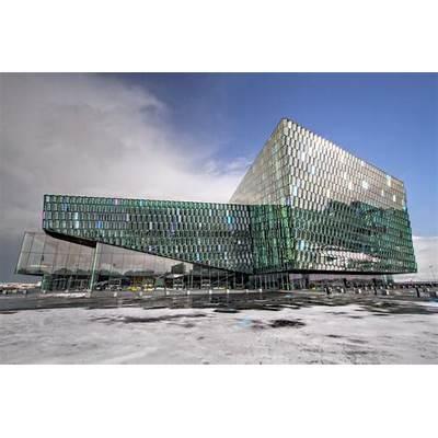 Harpa - Reykjavik by ThomasHabets on DeviantArt