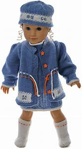 Dolls Clothes Knitting Patterns To Download