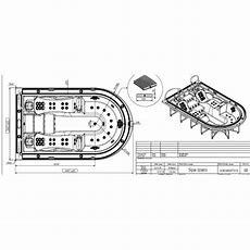 Exklusiver Whirlpool Izaro Spa 460 X 281 X 110