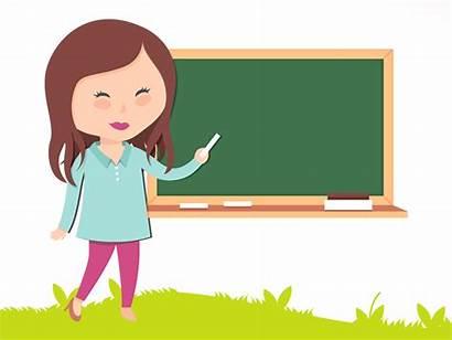 Teacher Teachers Wallpapers Blackboard Teaching Transparent Background