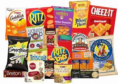 Snacks Healthier Crackers Choosing Snack Vending Foods