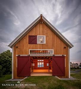 custom barn home With 24x36 pole barn