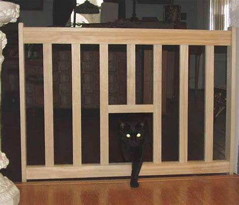 baby gate with cat door 19 best customer pet gate photos baby gate photos images