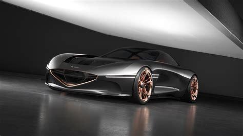 2018 Genesis Essentia Concept 4K Wallpaper   HD Car ...
