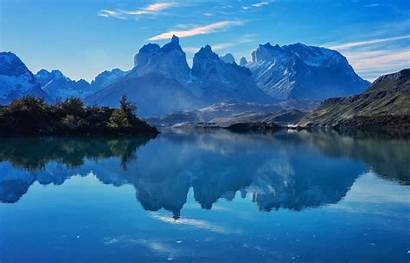 Paine Torres Del Chile Mountain Cool Ranges