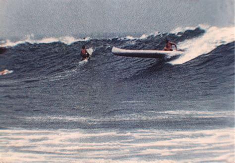 Canoes Surf legendary surfers canoe drummond