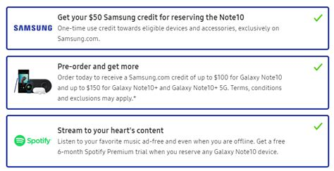 best note 10 carrier deals and preorder gifts at verizon t mobile at t and best buy phonearena