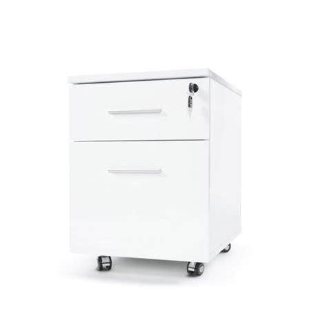 caisson bureau blanc laqué caisson à tiroirs calaixo en bois blanc laqué achat