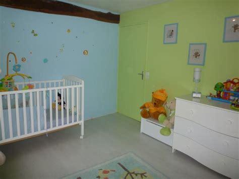 chambre enfant bleu et vert chambre alessio 2 photos maeline