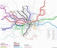 London Train Map Pictures | London Underground Map Pictures