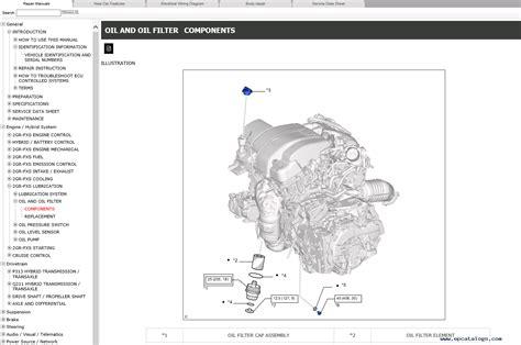 Lexus Rxh Wiring Diagram Online