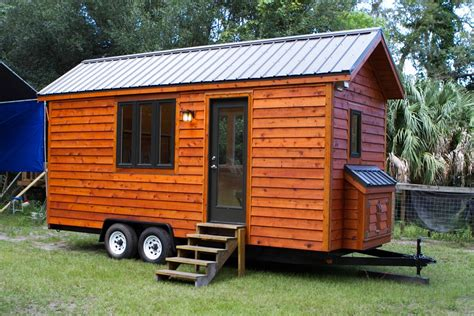 tiny studio house completed tiny home builders