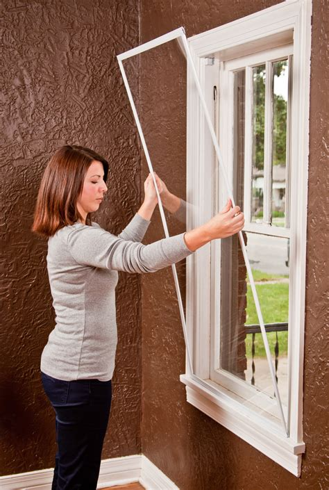 red devil introduces snap  seal window insulator kit