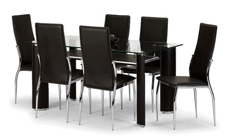 20 Best Ideas 6 Seater Glass Dining Table Sets
