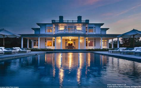 $39 Million 20,000 Square Foot Waterfront Mansion In Water ...