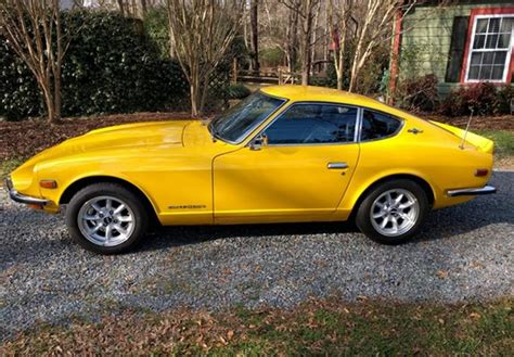 1970 Datsun 240z For Sale by Datsun 240z For Sale Carsforsale