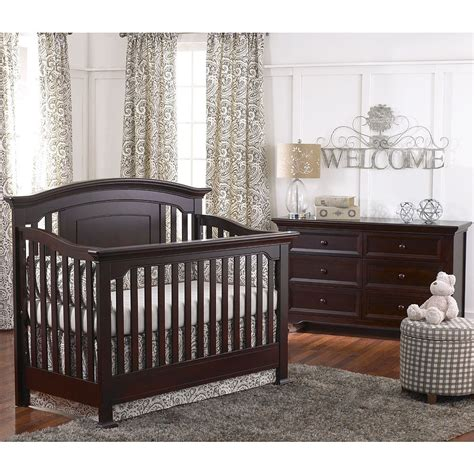 baby cache windsor lifetime crib espresso baby cache