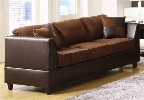 chocolate microfiber sofa chocolate rhino microfiber brown bi cast sofa w options