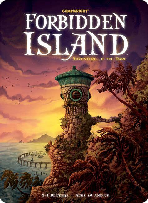 forbidden island gamewright
