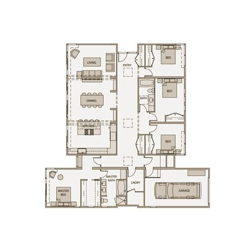 stillwater dwellings floor plan model sd   story prefab home features  square
